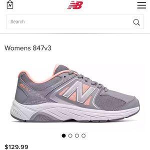 Never used Women New Balance size 13
